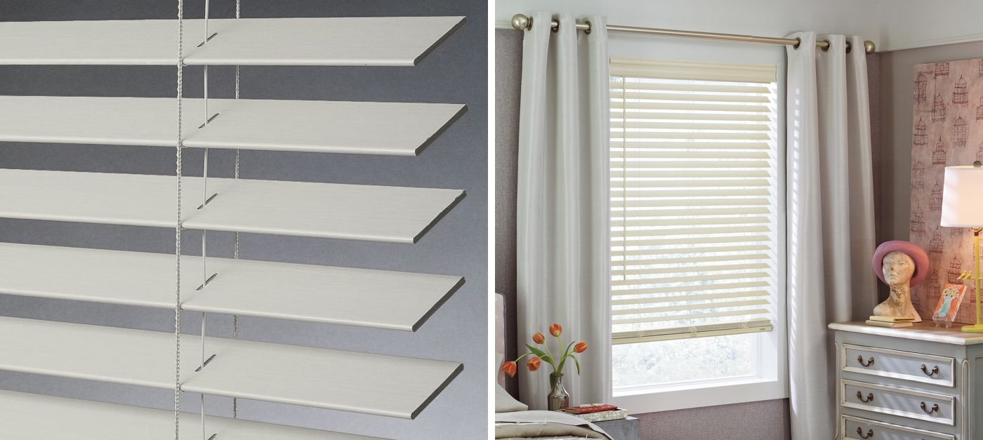 Variety of blinds