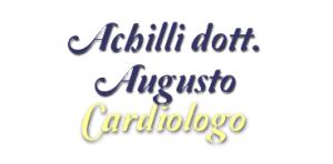 Achilli Dott. Augusto Cardiologo