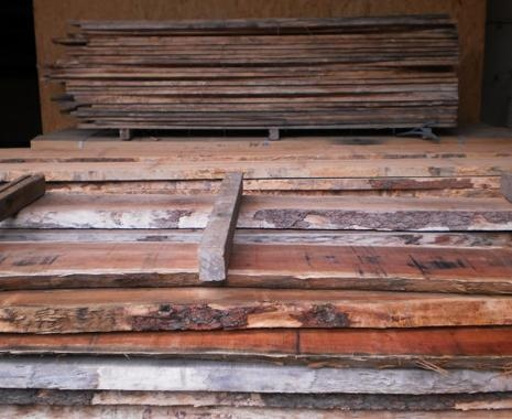 assi di legno