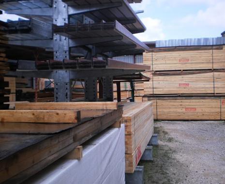 deposito legname
