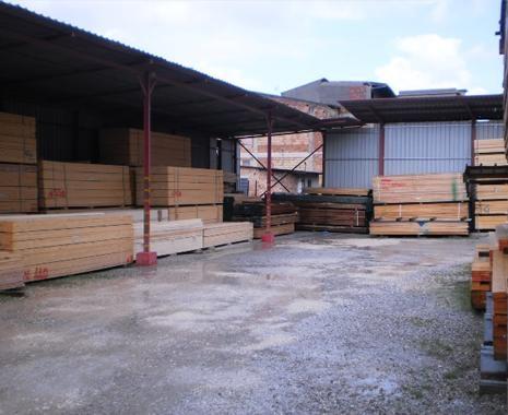 legname per costruzioni