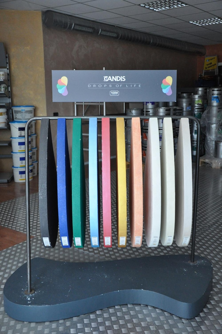 colori a marchio CANDIS