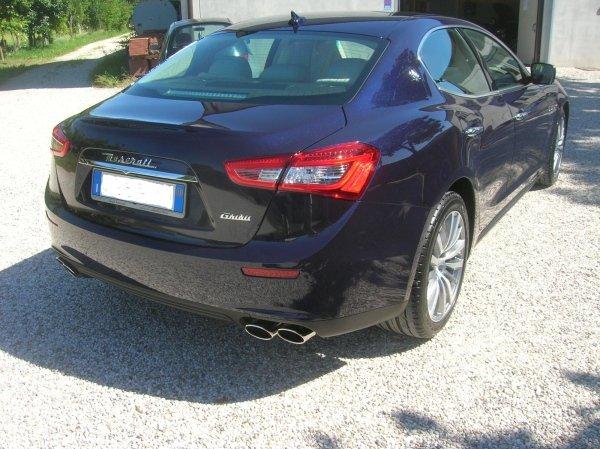 dopo - Riparazione Maserati