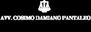 Avv. Pantaleo Cosimo Damiano