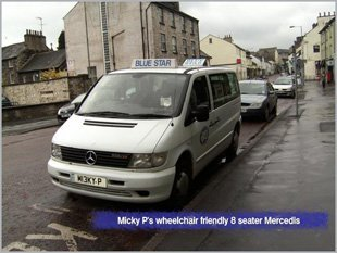 Taxis - Kendal, Cumbria - Blue Star Taxis (Kendal) Ltd - Taxi Hire