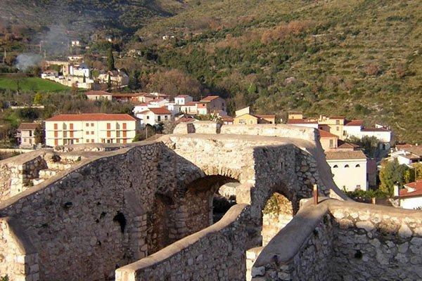 Mura dell'abbazia