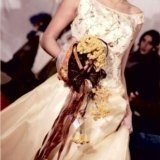 bouquet per cerimonie, bouquet per damigella