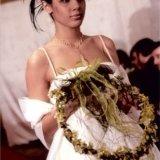 corone di fiori, corone in fiori per matrimonio