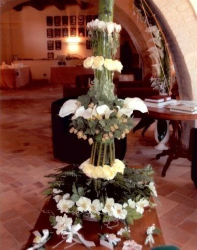 allestimento matrimoni in chiesa, fiori per matrimoni