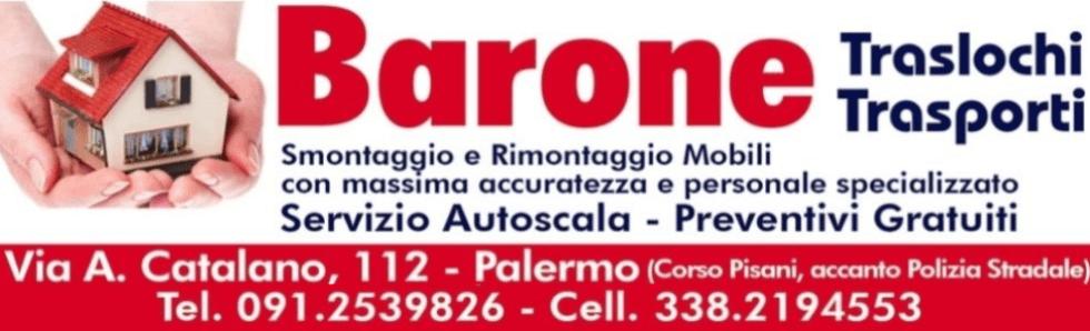 BARONE TRASLOCHI E TRASPORTI