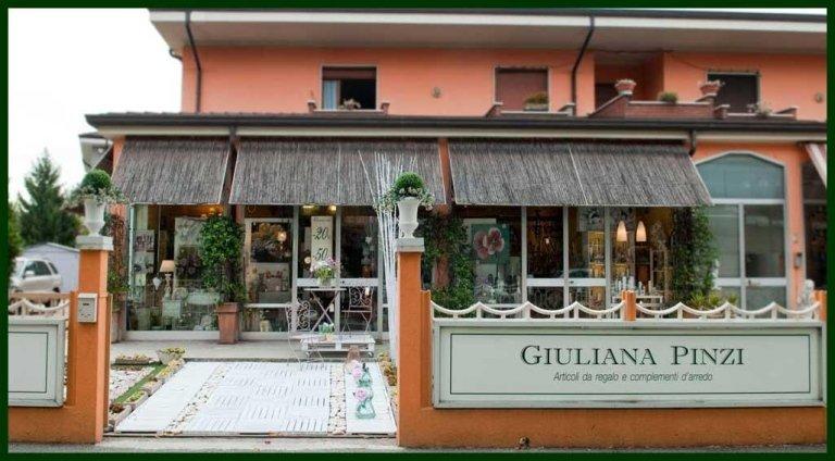 Pinzi Giuliana - Bomboniere - Articoli da Regalo - Bigiotteria