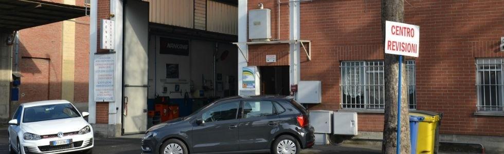 centro revisioni auto venaria