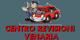 centro revisioni venaria logo