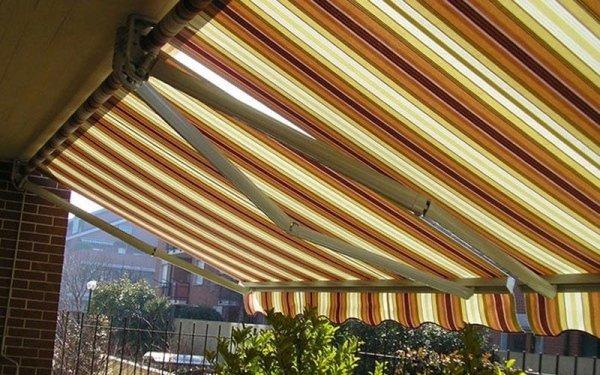 tenda sole Adriatica