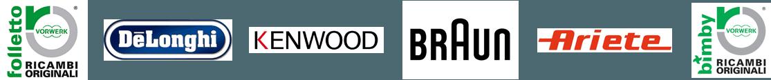 Loghi dei partner B.B. Services a Trezzo sull'Adda