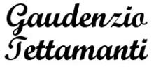 GAUDENZIO TETTAMANTI - LOGO