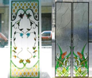 cristalli temperati, vetri antisfodamento, vetri decorati