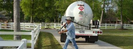 Expert installing propane gas in Bergman, AR