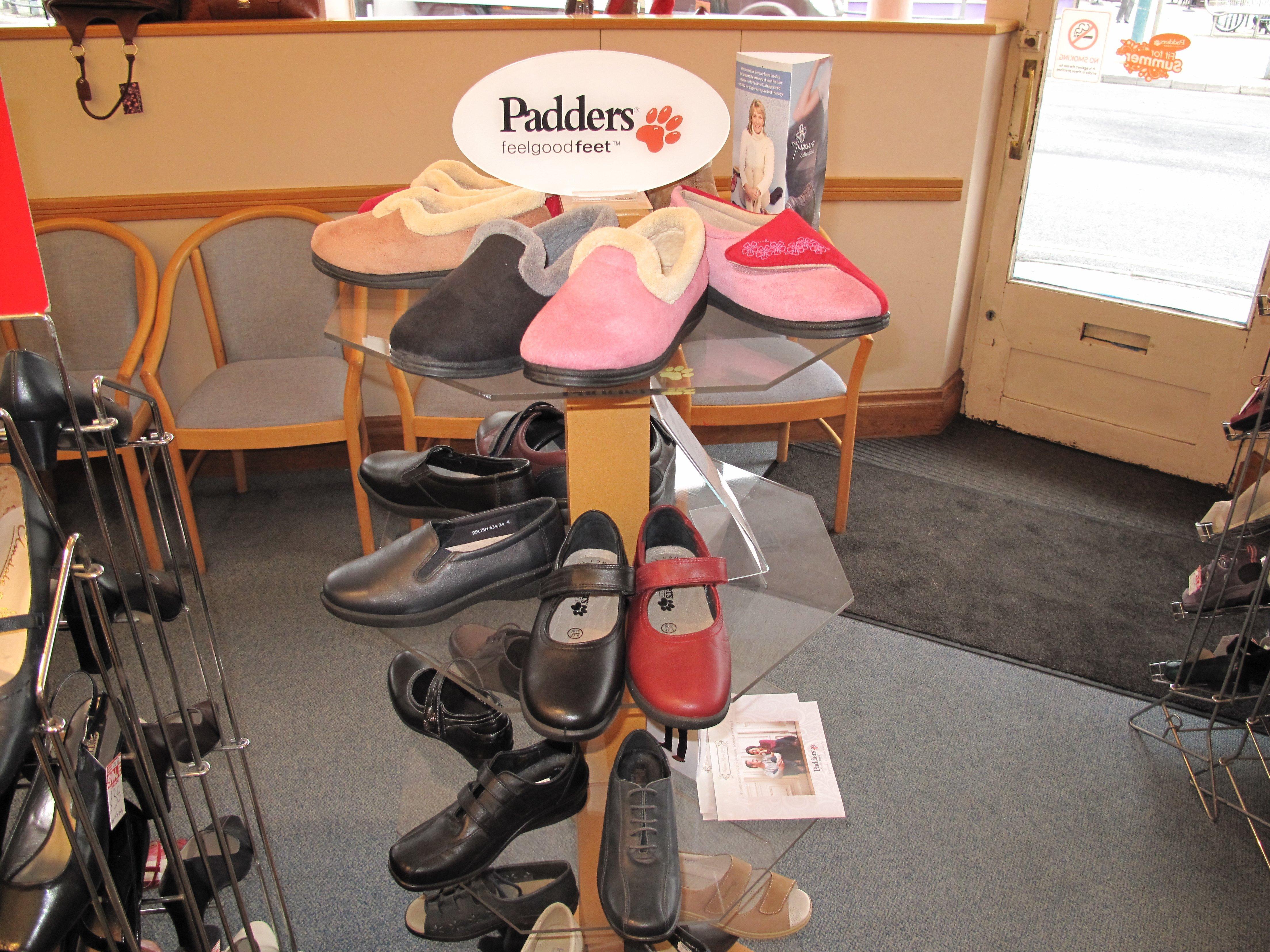 Ladies' footwear