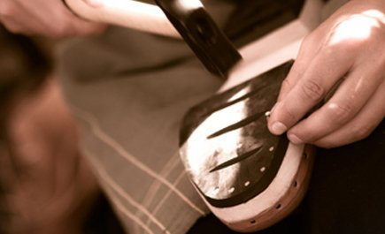 Quality shoe repairs