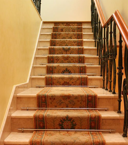 Stair Runners Greenwich, CT