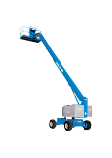 S-45 - 14M stick boom lift hire type with 15.72m max height in Gold Coast