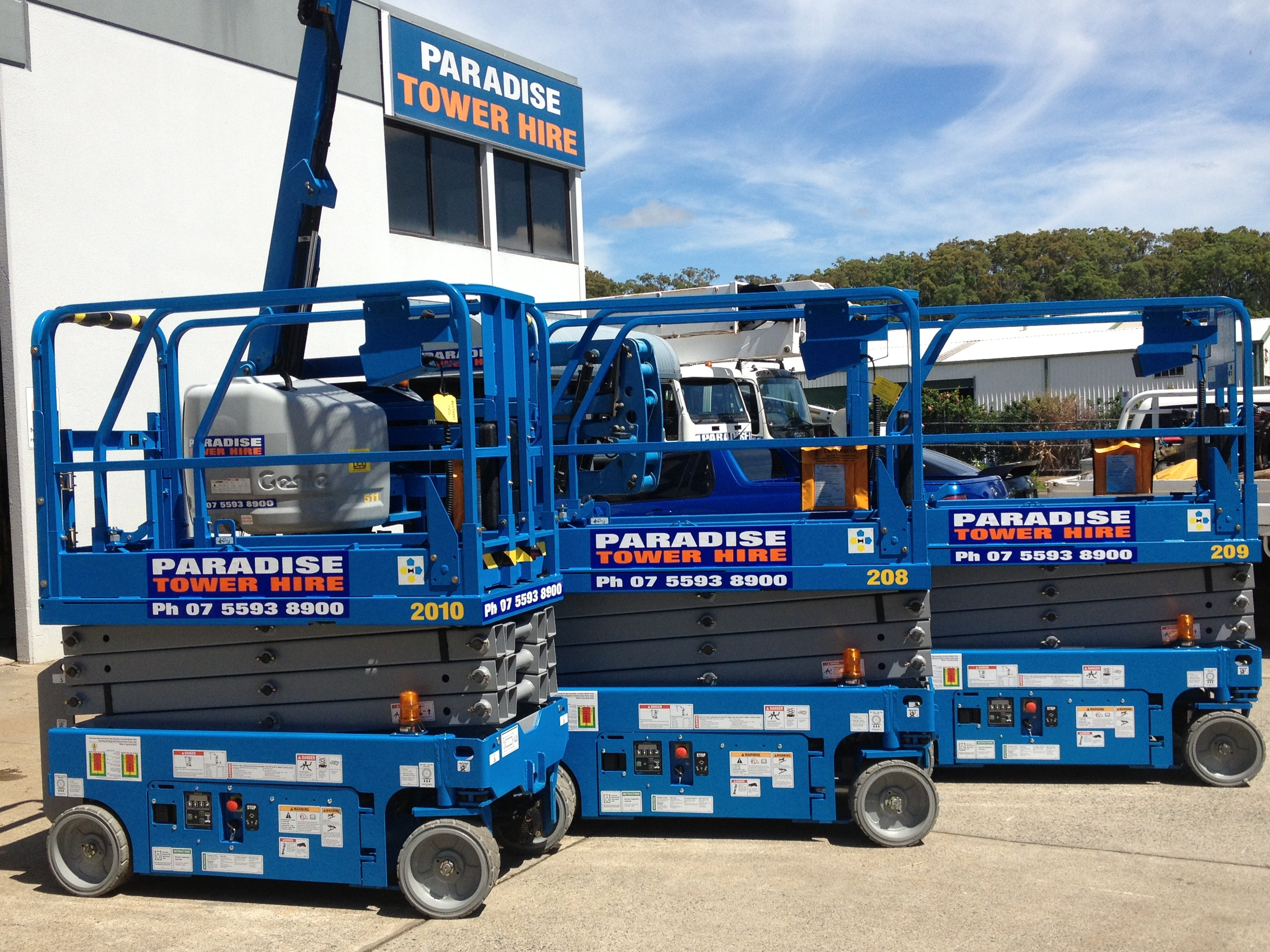The best type of Scissor lift service for your needs in Gold Coast