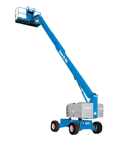 S-45 - 14m stick boom lift for hire equipment in Gold Coast and Brisbane areas