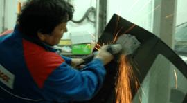 verniciatura a forno