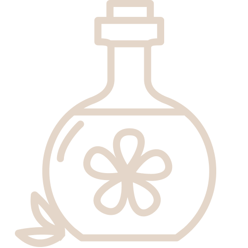 Massage oil icon