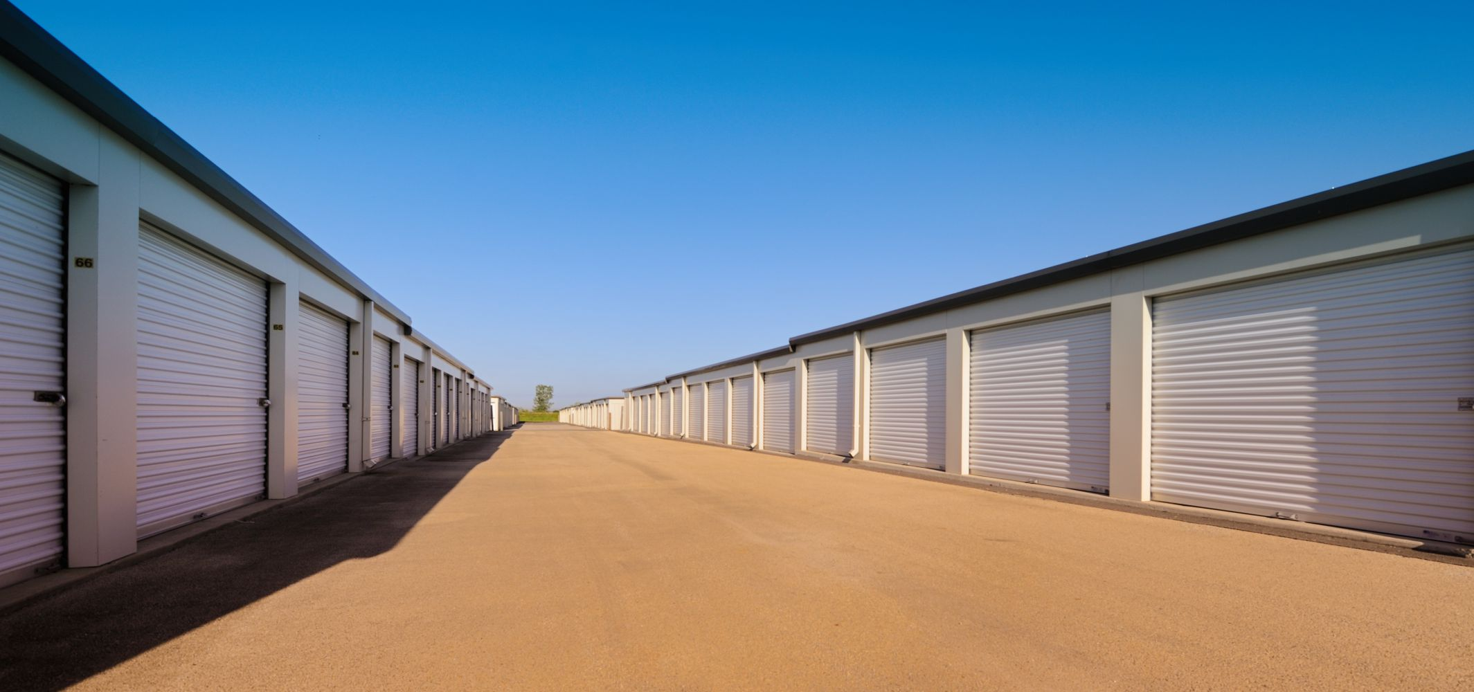 Self storage facility in Webster, NY