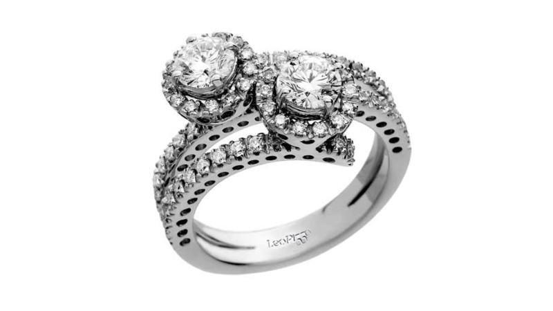 diamanti Leo pizzo