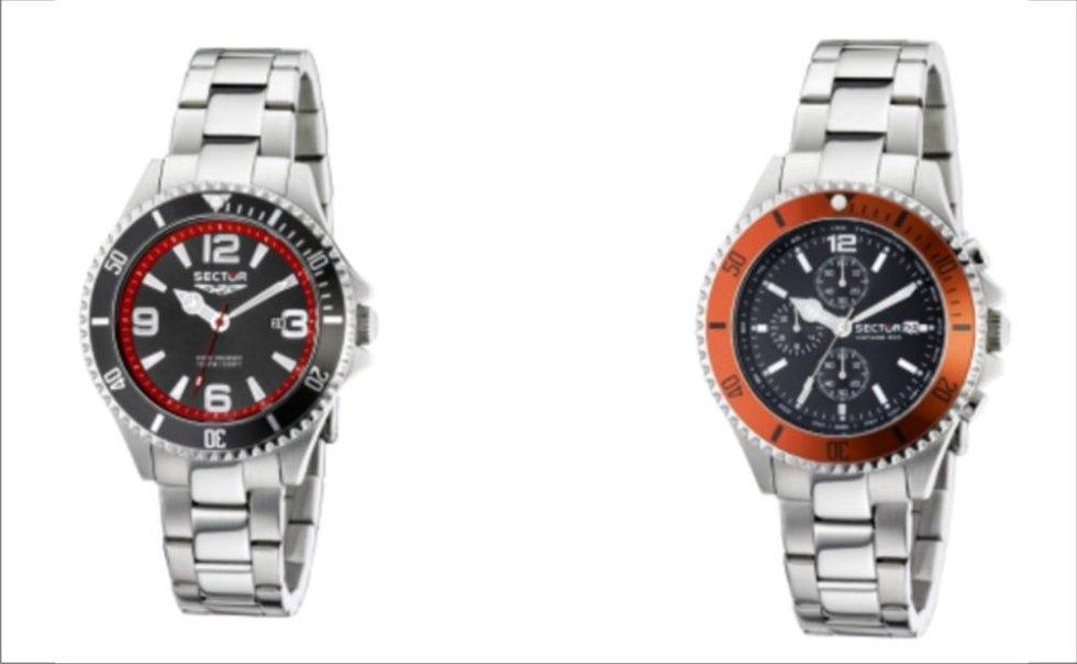 Rivenditore orologi Sector
