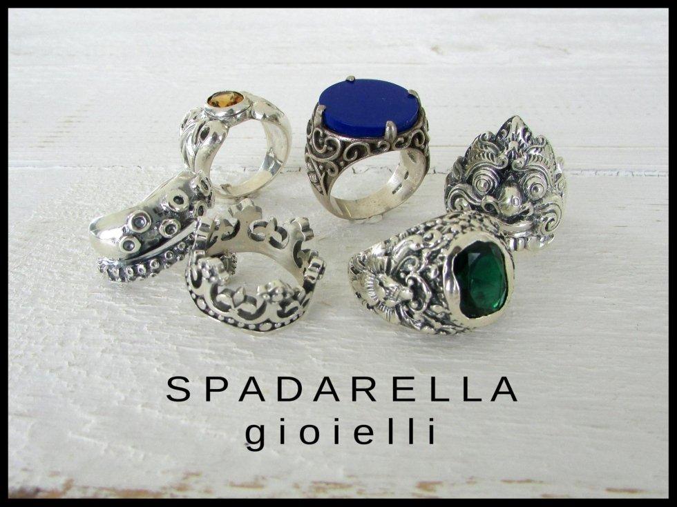 anelli spadarella gioielli