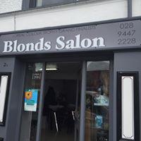 Hair Salon Signage