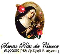 Alloggio SANTA RITA DA CASCIA - LOGO