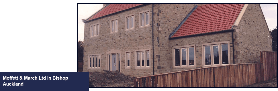 For professional building services in Bishop Auckland call 01388 450 019