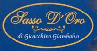 RISTORANTE PIZZERIA SASSO D'ORO - LOGO