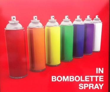 bombolette spray
