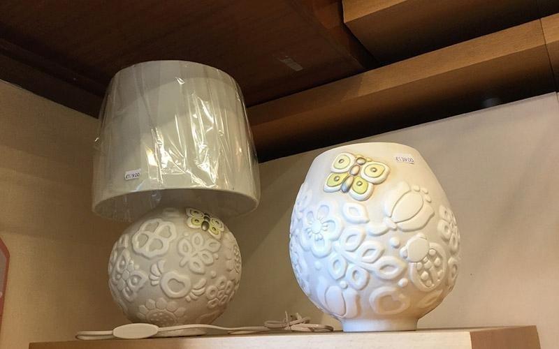 Lampada da tavolo Thun