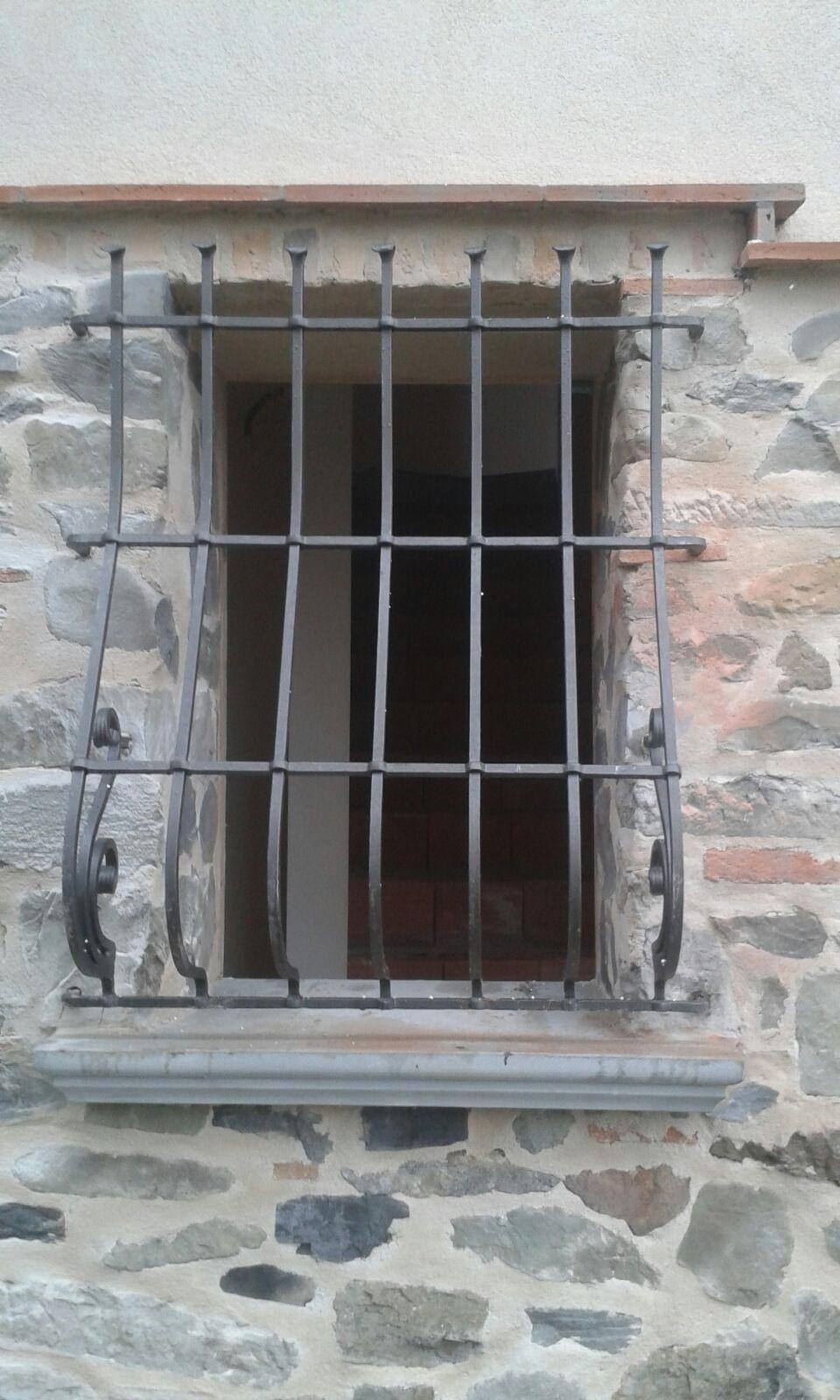 inferriate di sicurezza finestre