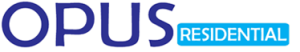 il logo di Opus Residential