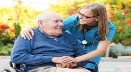 ricovero per anziani