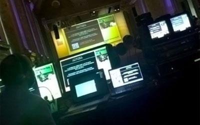 gestione audio video illuminazione