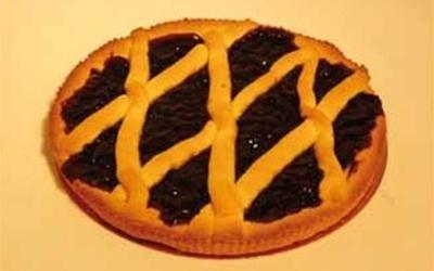 crostata mirtilli