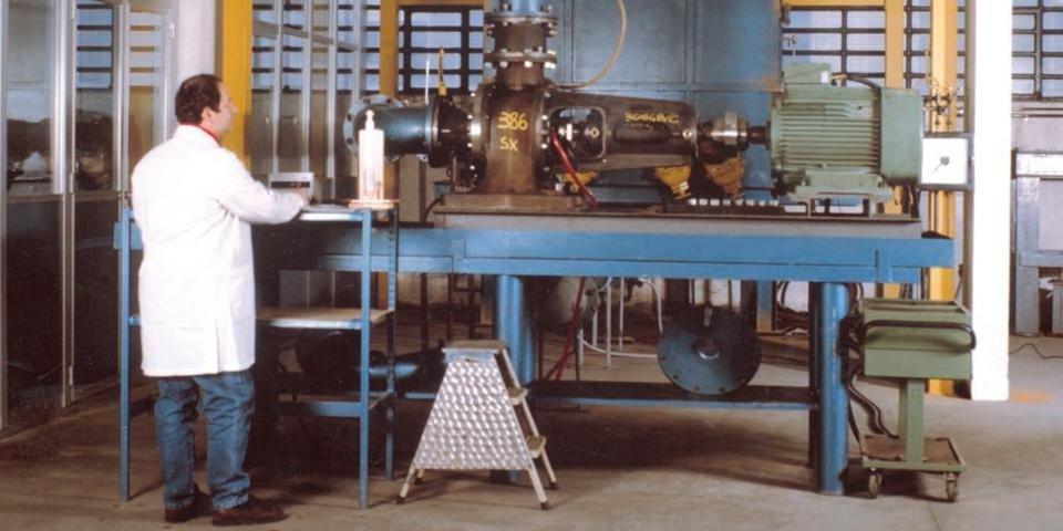 غرف اختبار المواد من SCAM