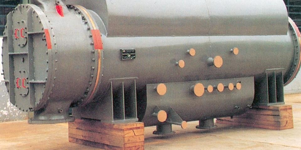 Productos de condensadores de vapor
