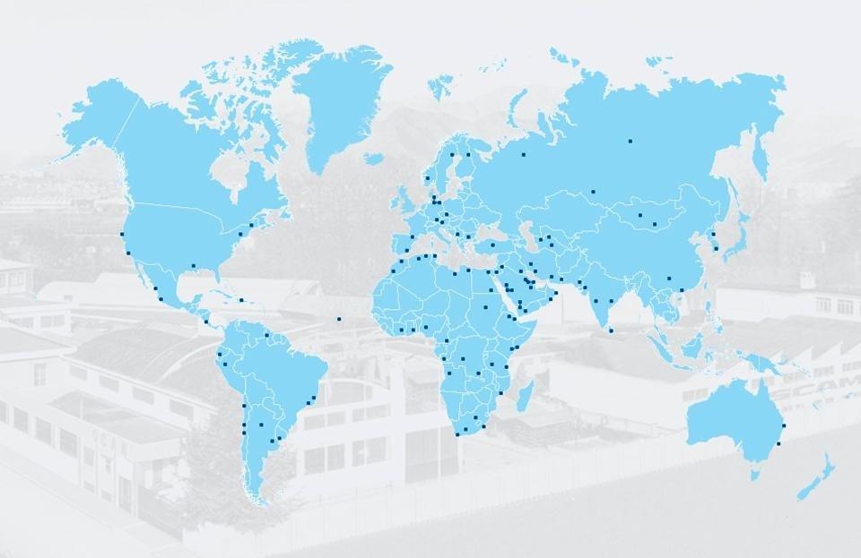 شركة SCAM في العالم