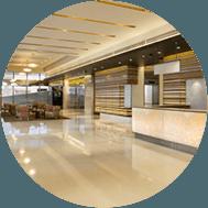 Levigatura e trattamento marmo