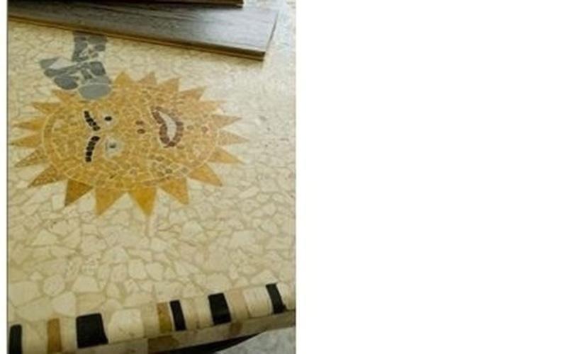 mosaico  personalizzato